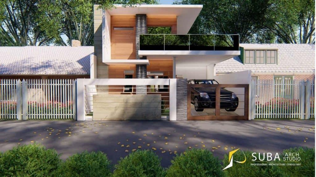 Jasa Gambar Rumah Jakarta