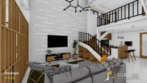 Jasa Desain Rumah Batu