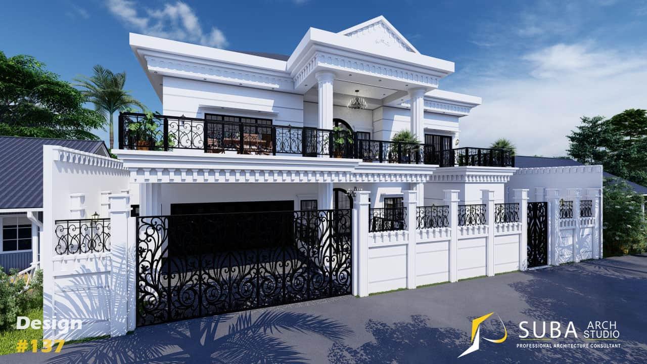 Jasa Desain Rumah Profesional
