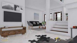 Jasa Desain Rumah Banjar