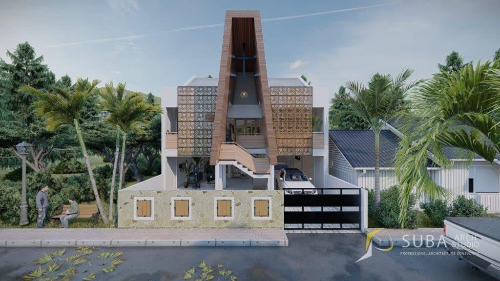 Jasa 3D Render Arsitektur
