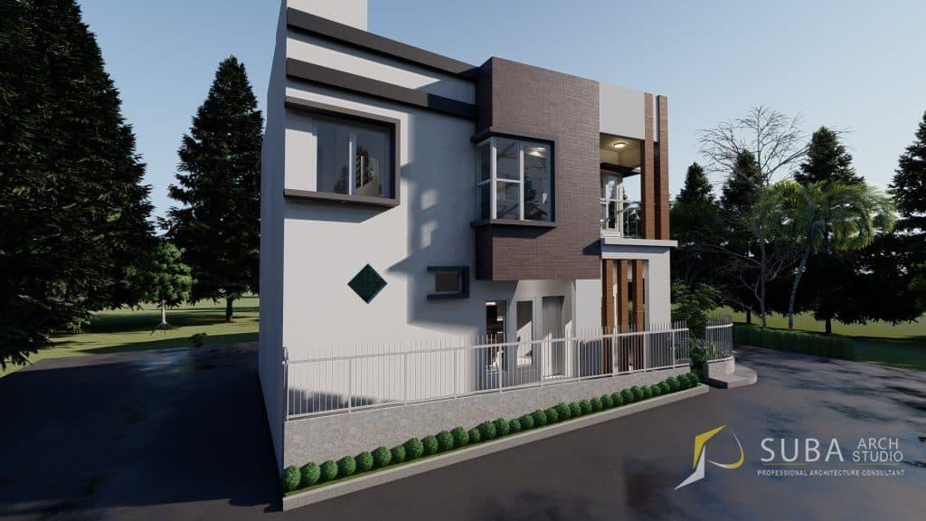 Konsep Desain Rumah Kontemporer