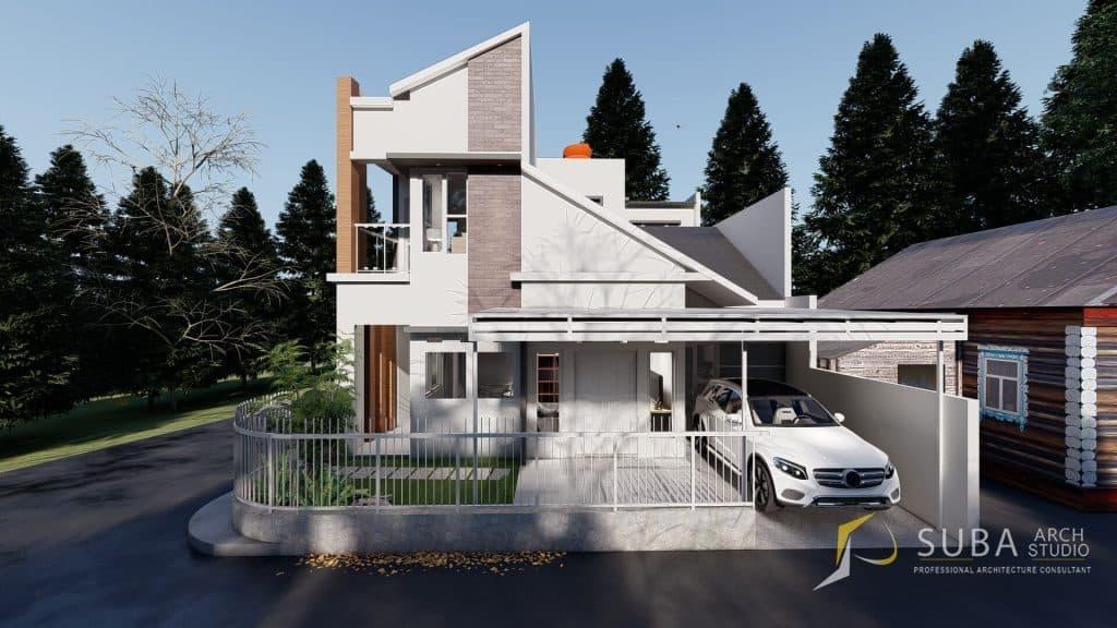 Jasa Desain Minimalis Modern