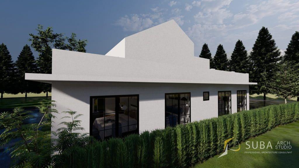 Desain Rumah Scandinavian