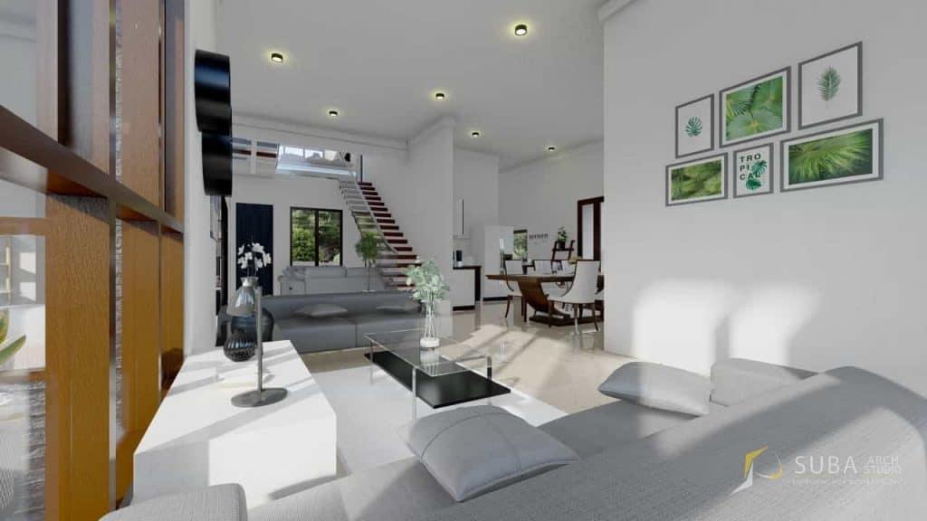 Jasa Desain Rumah Kotawaringin