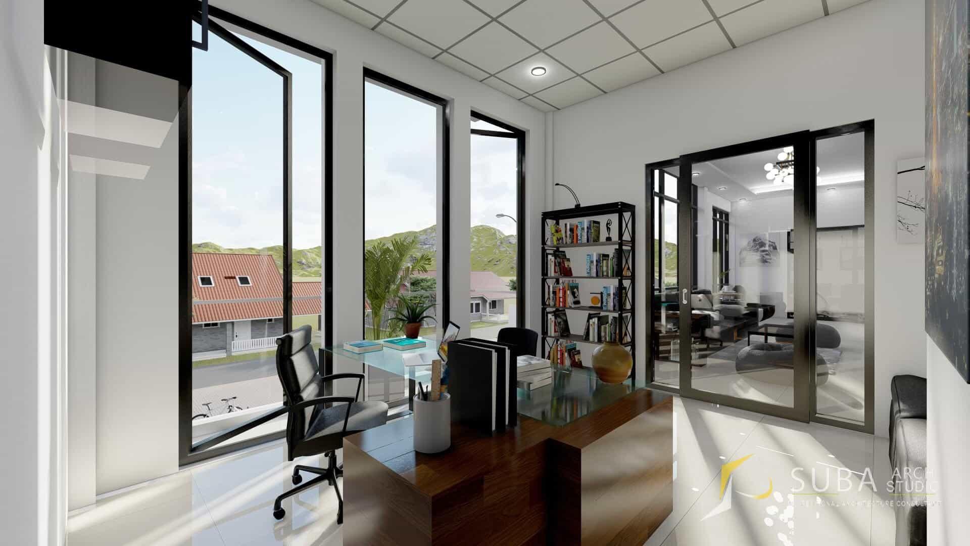 Jasa 3D Render Arsitektur Online