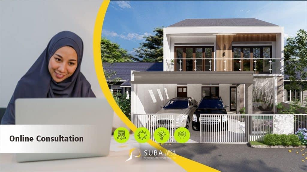 Jasa Desain Rumah Padang