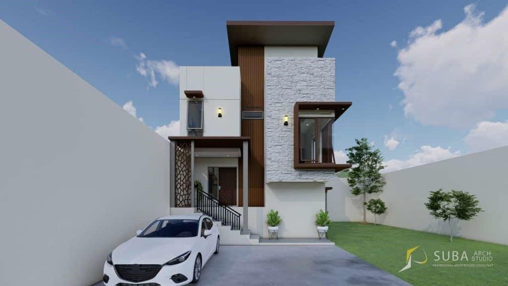 Jasa Desain Rumah Banjarmasin