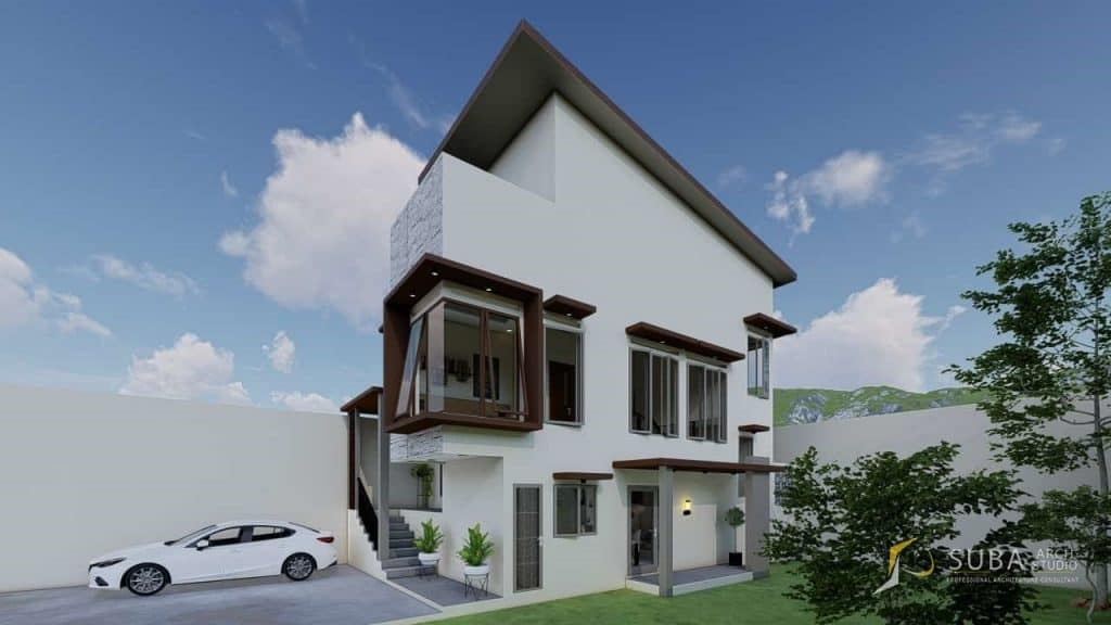 Jasa Desain Rumah Jambi